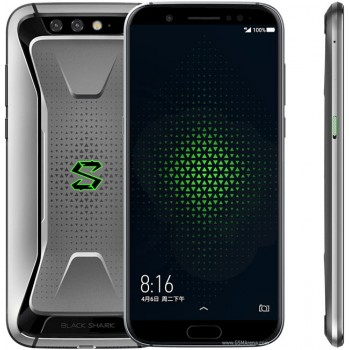 Xiaomi Black Shark 8GB/128GB(GL (Ελληνικό Μενού - Global Version)– Grey+ Θήκη Δώρο