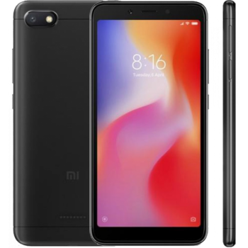 Xiaomi Redmi 6A 2GB/32GB (Ελληνικό Μενού - Global Version) – Black