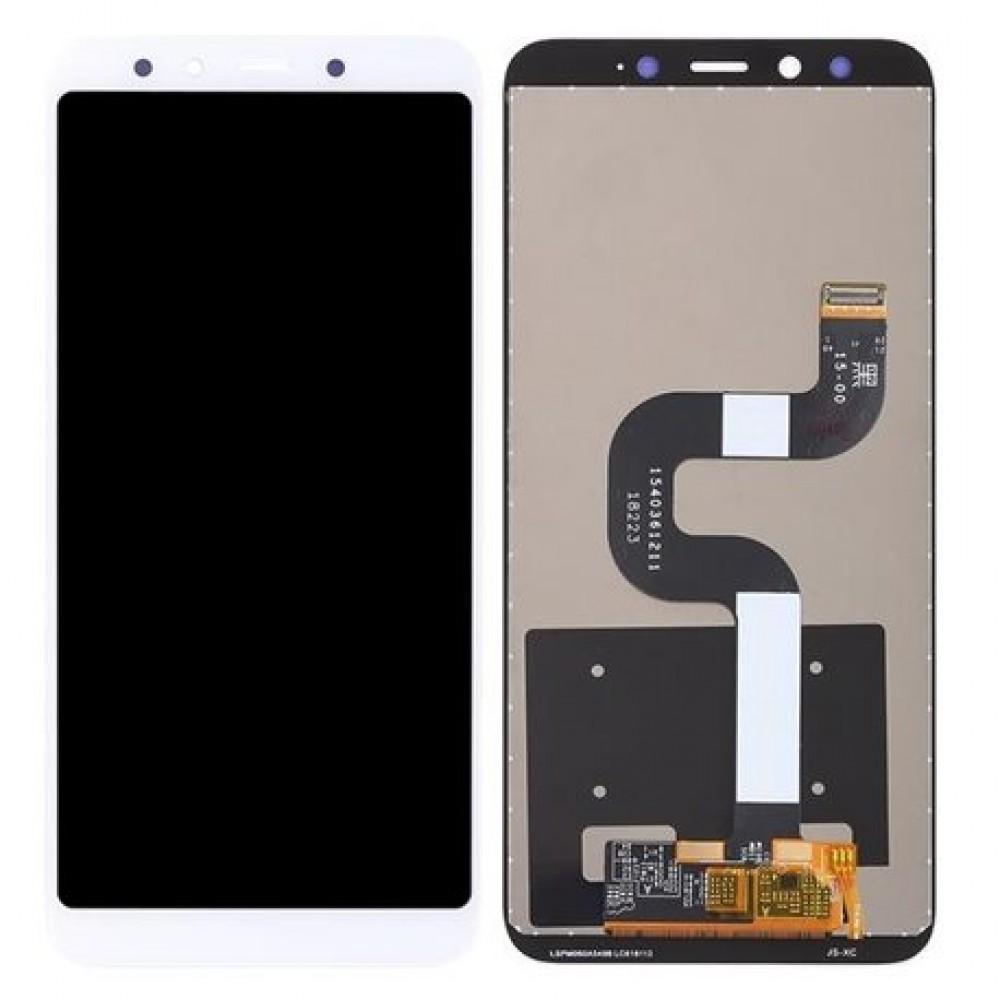 Οθονη Lcd Με Μηχανισμο Αφης Για Xiaomi Mi A2/6X White