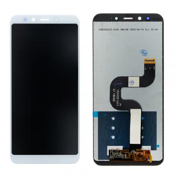 Οθονη Lcd Με Μηχανισμο Αφης Για Xiaomi Redmi Note 5 White