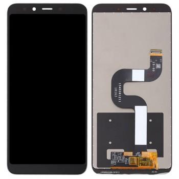 Οθονη Lcd Με Μηχανισμο Αφης Για Xiaomi Mi A2/6X Black