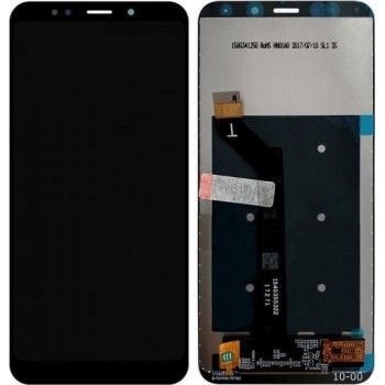 Οθονη Lcd Με Μηχανισμο Αφης Για Xiaomi Redmi Note 5 Black