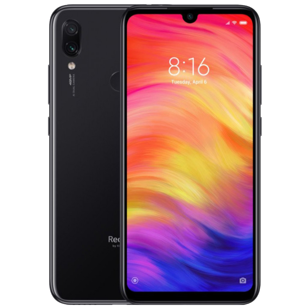 Xiaomi Redmi Note 7 4GB/64GB (Global Version) _ Space Black