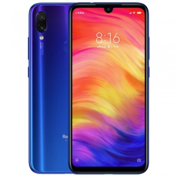 Xiaomi Redmi Note 7 4GB/64GB (Global Version) _ Neptune Blue