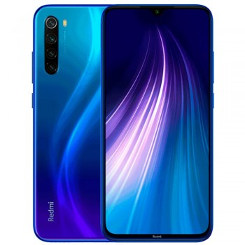Xiaomi Redmi Note 8 4GB/64GB (Global Version) _ Neptune Blue
