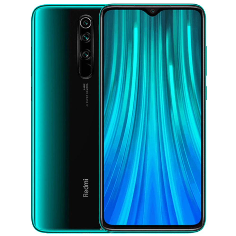 Xiaomi Redmi Note 8 Pro 6GB/128GB (Global Version) _ Forest Green