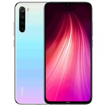 Xiaomi Redmi Note 8 4GB/64GB (Global Version) _ Moonlight White