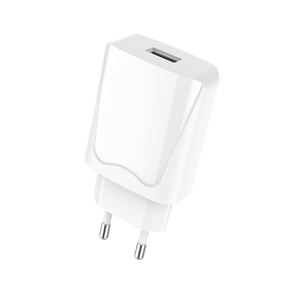 KL GO KC-2 Fast Charger With Cable_White