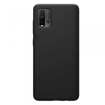 Back Case Soft Touch 1.8mm For Xiaomi Redmi 9T - Black