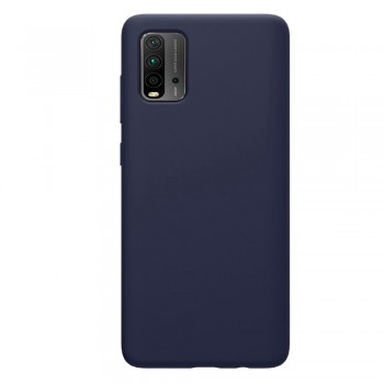 Back Case Soft Touch 1.8mm For Xiaomi Redmi 9T - Blue