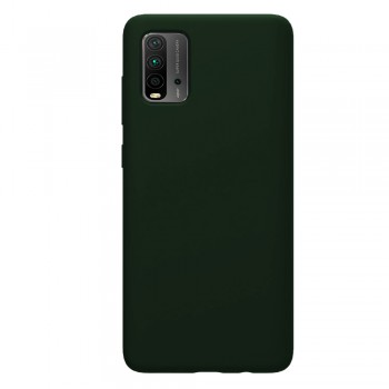 Back Case Soft Touch 1.8mm For Xiaomi Redmi 9T - Green