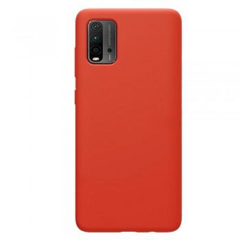 Back Case Soft Touch 1.8mm For Xiaomi Pocophone M3 - Orange