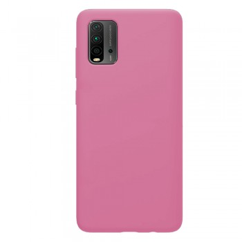 Back Case Soft Touch 1.8mm For Xiaomi Redmi 9T - Pink