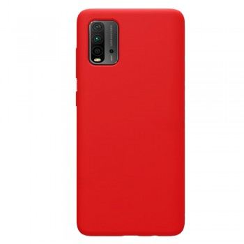 Back Case Soft Touch 1.8mm For Xiaomi Redmi 9T - Red