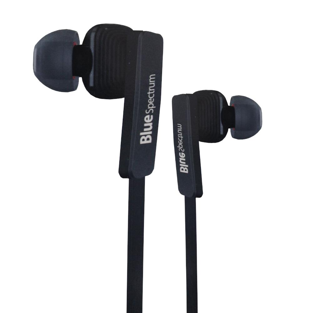 Blue Spectrum D-41 Universal Earphone - Black