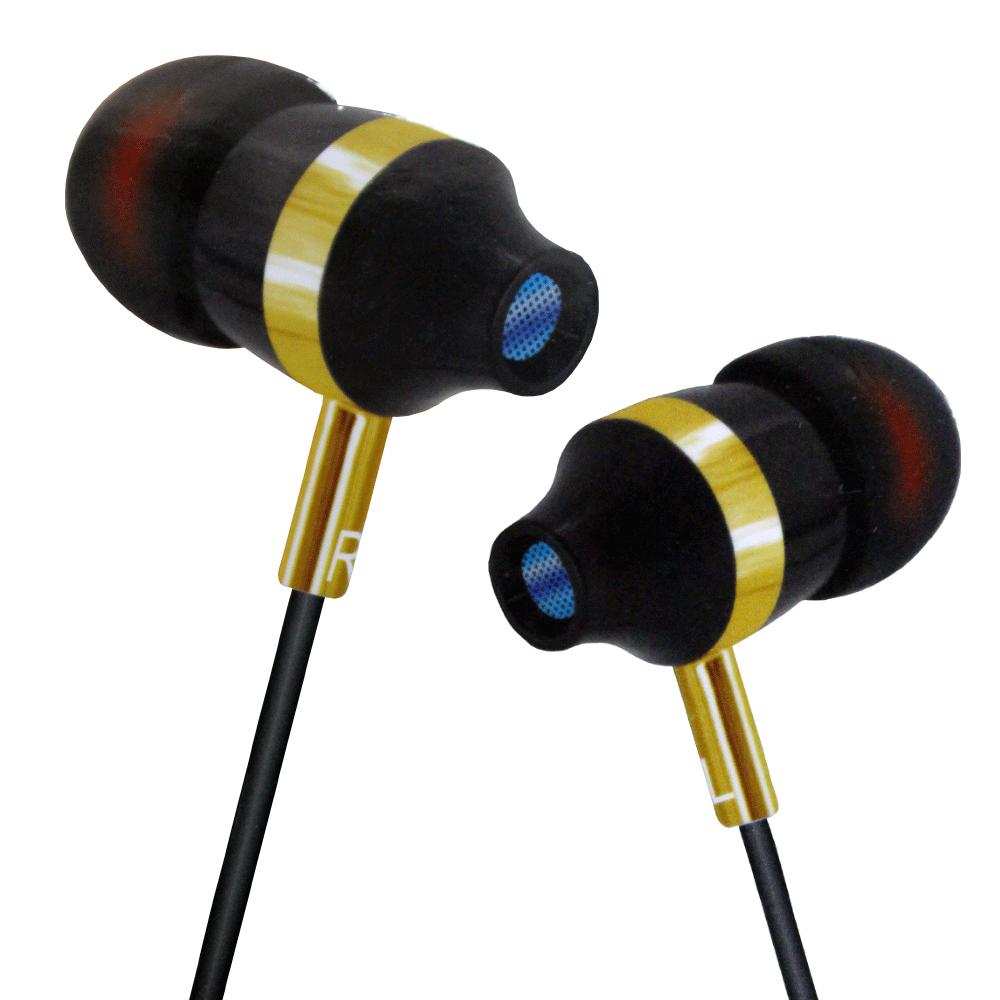 Blue Spectrum D-48 Universal Earphone - Black