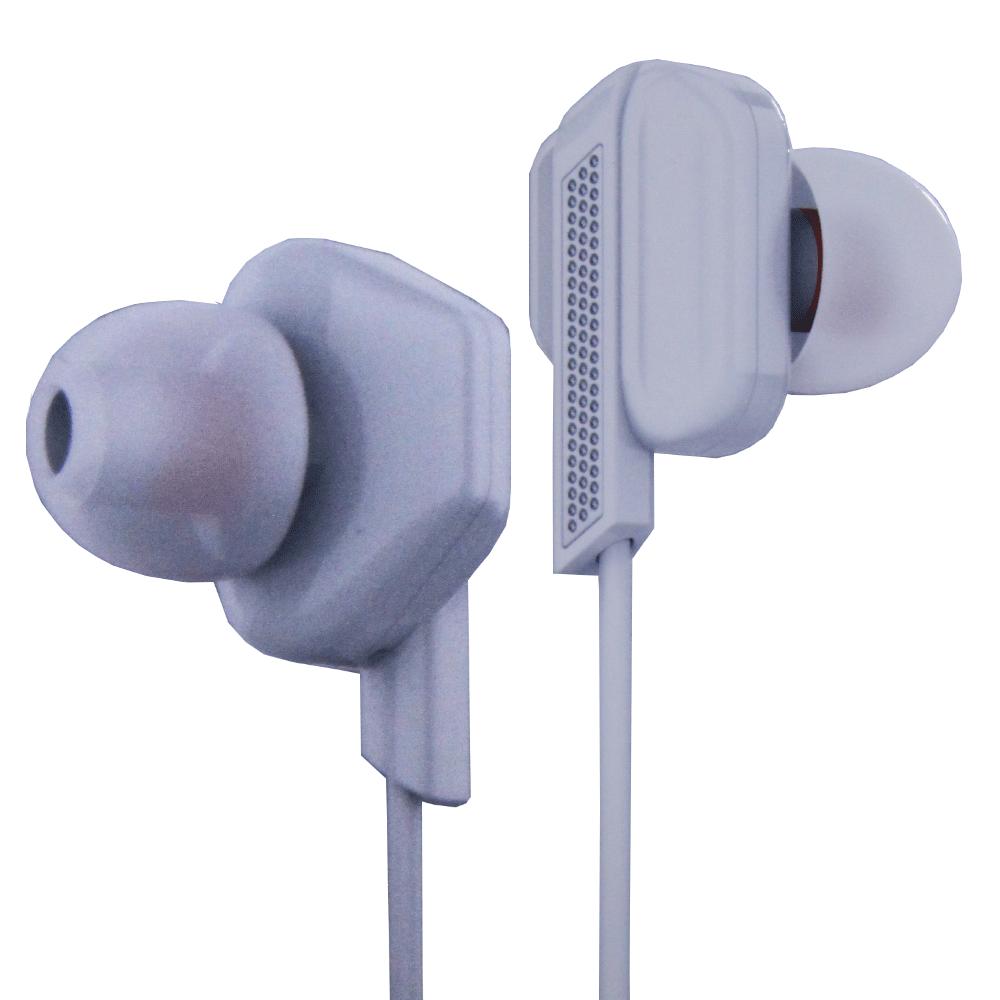 Blue Spectrum M10 Universal Music Headset - White