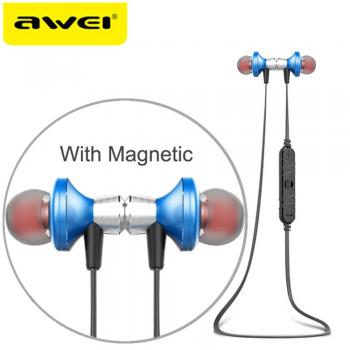 Awei A860BL Bluetooth Ακουστικά - Blue