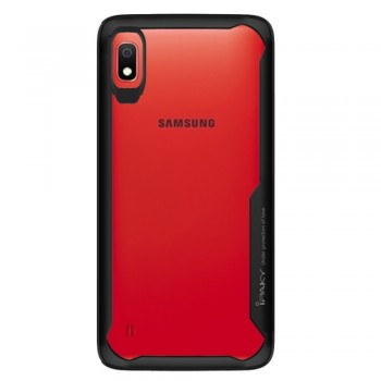 Ipaky ShockProof Case For Samsung Galaxy A10 - Black