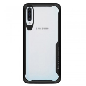 Ipaky ShockProof Case For Samsung Galaxy A50 - Black