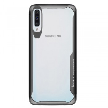 Ipaky ShockProof Case For Samsung Galaxy A50 - Grey
