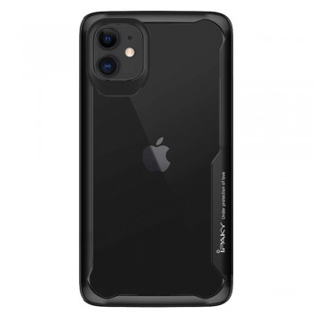 Ipaky ShockProof Case For iPhone 11 - Black