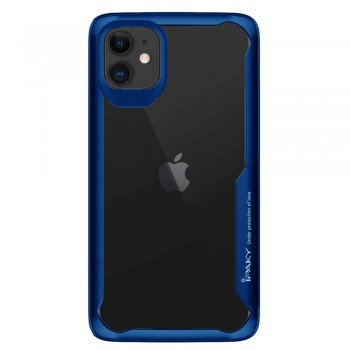 Ipaky ShockProof Case For iPhone 11 - Blue
