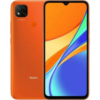 Xiaomi Redmi 9C NFC 3/64GB Dual Sim Sunrise Orange