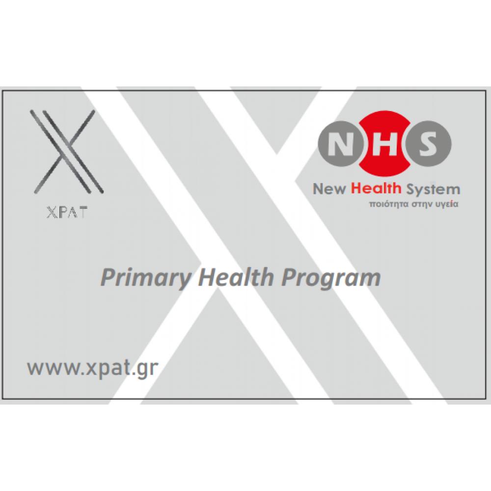 Xpat primary health program